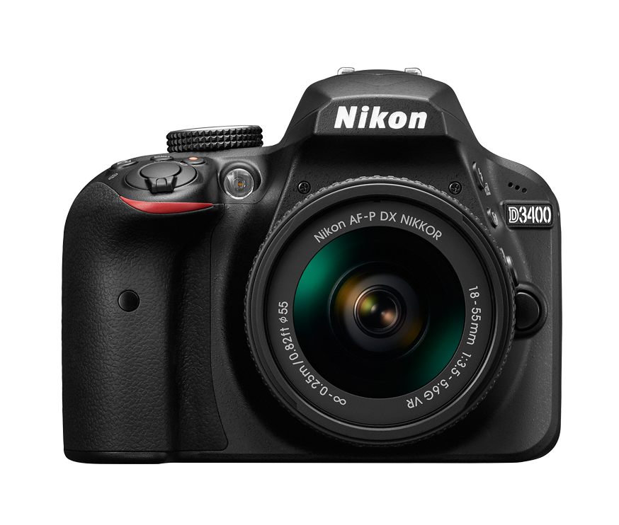 Appareil photo Nikon D3400 compatible Snapbridge | Fiche ...